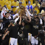 Bekuk Cavs, Warriors Juara NBA