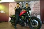 MOTOR TERBARU : Honda Rebel Mulai Mencuri Perhatian Pencinta Motor Jogja