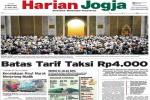 HARIAN JOGJA HARI INI : Batas Tarif Taksi Rp4.000