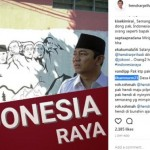 INFRASTRUKTUR SEMARANG : Pamer Gambar Presiden di Kampung Pelangi, Hendi Disebut Mirip Sokarno