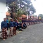 GREBEG SYAWAL : 10 Pasukan Kawal Gunungan Kraton Jogja