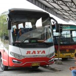 ANGKUTAN LEBARAN 2017 :Hanya 200 Bus di Wonogiri yang Berstiker Laik Jalan