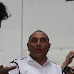 INDONESIA VS PUERTO RICO : Ketum PSSI Sebut Bisa Menang 4-0