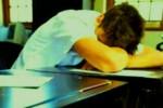 Ilustrasi mengantuk saat belajar