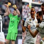 FINAL LIGA CHAMPIONS : Inilah Statistik Pemain Kunci Juventus dan Real Madrid