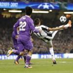 LIGA CHAMPIONS : Baggio: Juventus Bisa Kalahkan Madrid