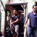 KEBAKARAN BOYOLALI : Ditinggal Silaturahmi, Rumah Warga Pulisen Terbakar
