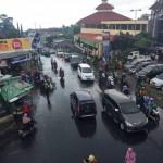 MUDIK LEBARAN 2017 : Jalan Solo-Tawangmangu Padat, Macet di Palur & Papahan