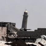 Hancurkan Menara Bersejarah Al Hadba, ISIS Lukai Hati Warga Mosul