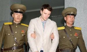 Otto Warmbier dibebaskan dari kerja paksa Korut (Reuters)