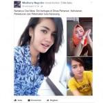 BERITA TERPOPULER : Penjual Es Cantik Berjilbab hingga Kembaran Miyabi Asal Karawang