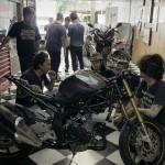 Para modifikator Honda berdiskusi mengenai seluk beluk modifikasi (astra-honda)