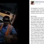 TRENDING SOSMED : Salah Beri Kembalian Tapi Ngotot, Petugas Tol Dikecam