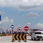 H+3 Lebaran 2017, Kepadatan Tol Solo-Ngawi Turun