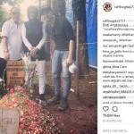 INSTAGRAM ARTIS : Ziarah ke Makam Jupe, Raffi Ahmad Dipuji