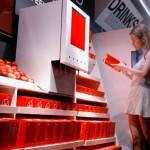Tanpa Penjaga, Mini Market Ini Jemput Pembeli Layaknya Ojek Online