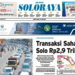 SOLOPOS HARI INI : Soloraya Hari Ini: Transaksi Saham Solo Rp2,9 Triliun