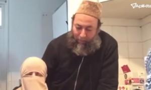 Syekh Ben Halima Abderraouf berdialog dengan jin pemakan otak (Youtube)