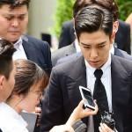 K-POP : Terjerat Kasus Narkoba, T.O.P Minta Maaf ke Ibunya