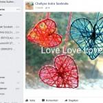 Makin Seru, Begini Cara Buat Status Berlatar Gambar di Facebook