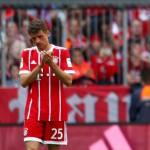 LIGA JERMAN : Muller Ingin Jadi Juara Terbanyak Bundesliga