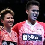 Juara Indonesia Open 2017, Tontowi/Liliyana Diguyur Bonus Rp500 Juta