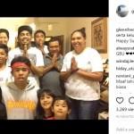 INSTAGRAM ARTIS : Junjung Toleransi, Glenn Fredly Nyanyikan Lagu Spesial untuk Muslim di Hari Raya