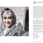 BERITA TERPOPULER : Instagram Jupe Upload Foto hingga Pernyataan Paranormal Ulfa