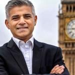 Wali Kota London, Sadiq Khan. (Istimewa/Thehilltalk.com)