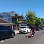 Arus Balik Lebaran 2017, Jalan Purwantoro-Wonogiri Merayap