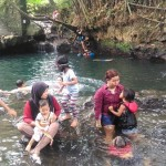 WISATA SLEMAN : Blue Lagoon Dipadati Pengunjung