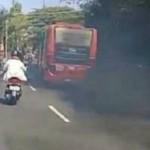 TRANSPORTASI SEMARANG : Wow, 14 Trans Semarang Tak Lolos Uji Emisi!