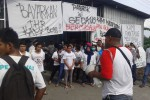 DEMONSTRASI SLEMAN : Perusahaan Tak Penuhi Kewajiban, Karyawan Pilih Jaga Aset Pabrik