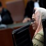 Kasus Alkes, Siti Fadilah Supari Kembalikan Gratifikasi Rp1,35 M