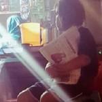 EKSPLOITASI ANAK : Bocah Dagang Koran hingga Malam, Orang Tua Tuai Cibiran