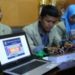 Inovasi belajar gamelan bagi penyandang tunanetra, E-Gamatuna dikembangkan mahasiswa UGM (dok. Humas UGM)