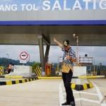 TOL SEMARANG-SOLO : Datang Kesiangan, Gubernur Gagal Lihat Top View Pintu Tol Salatiga