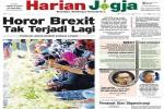 HARIAN JOGJA HARI INI : Horor Brexit Tak Terjadi Lagi