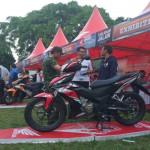BURSA MOTOR JATENG : Jelang Lebaran 2017, Penjualan Honda Tak Selaris 2016