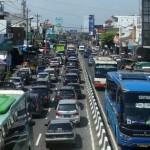 Pemudik Belum Kembali, 3 Jalan di Solo Macet H+3 Lebaran 2017
