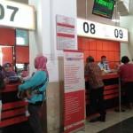 LEBARAN 2017 : Transaksi di Kantor Pos Naik, Mayoritas Pengiriman Barang