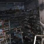 KEBAKARAN PONOROGO : Toko Sembako di Kertosari Hangus, Diduga Dibakar Pencuri