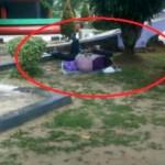 KISAH TRAGIS : Ngaku Kena Tipu, Keluarga Asal Kudus Terdampar di Taman Unyil