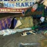 KISAH TRAGIS : Tertidur di Emperan Minimarket, Pria Ini Didoakan