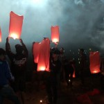 LEBARAN 2017 : Jangan Lagi Ada Balon Udara maupun Lampion Diterbangkan