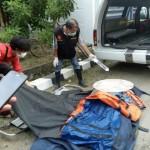 5 Hari Terseret Arus Bengawan Solo, Warga Klaten Membusuk di Sragen