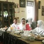 LEBARAN 2017 : Ke Rumah Gubernur di Purworejo, Wawali Semarang Disambut Hangat