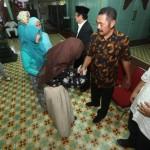 LEBARAN 2017 : Wali Kota dan Wawali Solo Kompak Sambut Warga dalam Open House