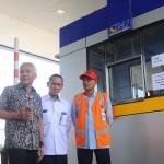 Foto Tol Salatiga Ditinjau Wakil Ketua DPR