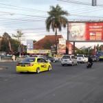 Traffic Light Padam, Polisi Kerja Keras di Perempatan Colomadu Karanganyar